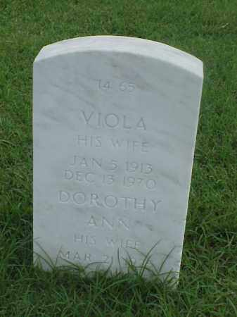 CARY, VIOLA - Pulaski County, Arkansas | VIOLA CARY - Arkansas Gravestone Photos