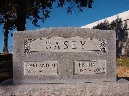 CASEY, FREIDA L - Pulaski County, Arkansas | FREIDA L CASEY - Arkansas Gravestone Photos