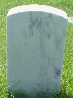 CASH, EMMA E. - Pulaski County, Arkansas | EMMA E. CASH - Arkansas Gravestone Photos