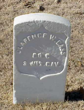 CASS (VETERAN UNION), CLARENCE - Pulaski County, Arkansas | CLARENCE CASS (VETERAN UNION) - Arkansas Gravestone Photos
