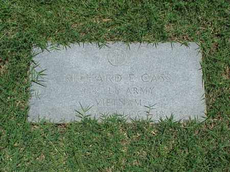 CASS (VETERAN VIET), RICHARD E - Pulaski County, Arkansas | RICHARD E CASS (VETERAN VIET) - Arkansas Gravestone Photos