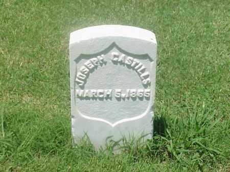CASTILLS (VETERAN UNION), JOSEPH - Pulaski County, Arkansas   JOSEPH CASTILLS (VETERAN UNION) - Arkansas Gravestone Photos