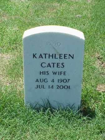CATES, KATHLEEN - Pulaski County, Arkansas | KATHLEEN CATES - Arkansas Gravestone Photos