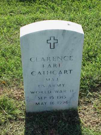 CATHCART (VETERAN WWII), CLARENCE EARL - Pulaski County, Arkansas | CLARENCE EARL CATHCART (VETERAN WWII) - Arkansas Gravestone Photos