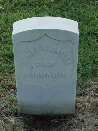 CATLIN (VETERAN UNION), JAMES S - Pulaski County, Arkansas | JAMES S CATLIN (VETERAN UNION) - Arkansas Gravestone Photos