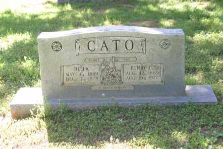 CATO, HENRY L. - Pulaski County, Arkansas | HENRY L. CATO - Arkansas Gravestone Photos