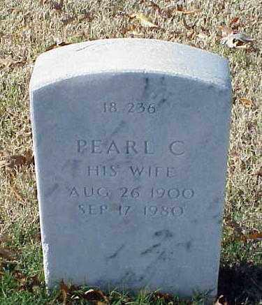 CATO, PEARL C - Pulaski County, Arkansas | PEARL C CATO - Arkansas Gravestone Photos