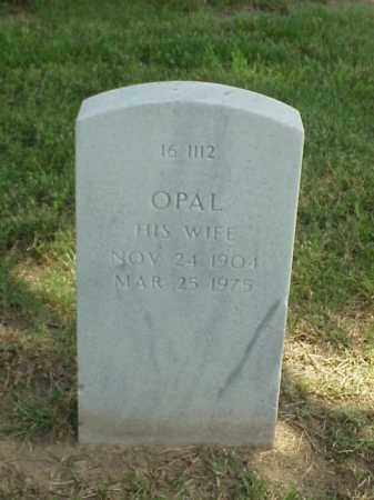 CAWTHON, OPAL - Pulaski County, Arkansas | OPAL CAWTHON - Arkansas Gravestone Photos