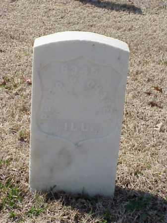 CHACEY (VETERAN UNION), PETER P - Pulaski County, Arkansas | PETER P CHACEY (VETERAN UNION) - Arkansas Gravestone Photos
