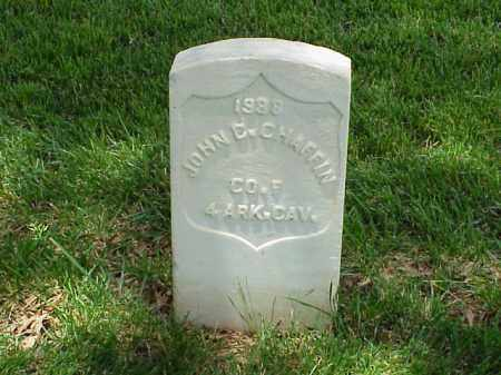 CHAFFIN (VETERAN UNION), JOHN C - Pulaski County, Arkansas | JOHN C CHAFFIN (VETERAN UNION) - Arkansas Gravestone Photos