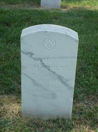 CHAMBERS (VETERAN KOR), JAMES E - Pulaski County, Arkansas | JAMES E CHAMBERS (VETERAN KOR) - Arkansas Gravestone Photos