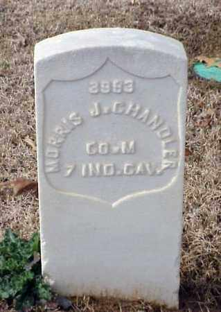 CHANDLER (VETERAN UNION), MORRIS J - Pulaski County, Arkansas | MORRIS J CHANDLER (VETERAN UNION) - Arkansas Gravestone Photos