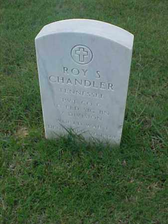 CHANDLER (VETERAN WWI), ROY S - Pulaski County, Arkansas | ROY S CHANDLER (VETERAN WWI) - Arkansas Gravestone Photos