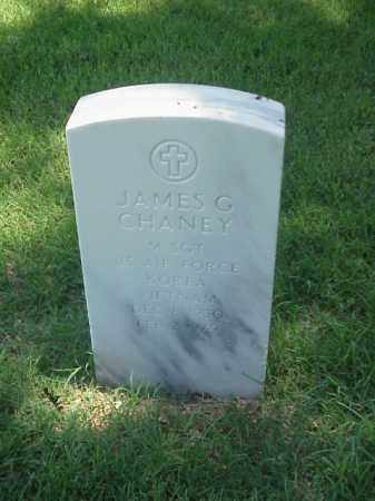 CHANEY (VETERAN 2 WARS), JAMES G - Pulaski County, Arkansas | JAMES G CHANEY (VETERAN 2 WARS) - Arkansas Gravestone Photos