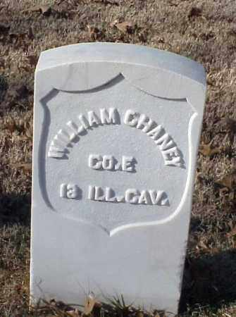 CHANEY (VETERAN UNION), WILLIAM - Pulaski County, Arkansas | WILLIAM CHANEY (VETERAN UNION) - Arkansas Gravestone Photos