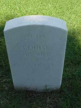 CHAPMAN, LOUISE - Pulaski County, Arkansas | LOUISE CHAPMAN - Arkansas Gravestone Photos