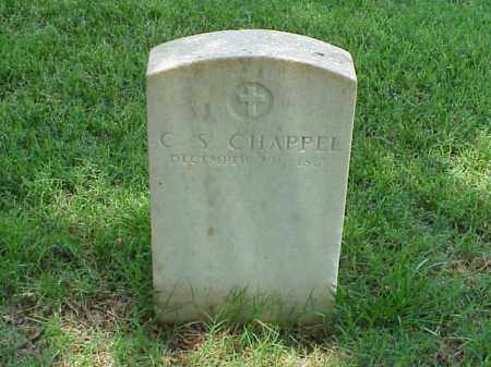 CHAPPEL (VETERAN UNION), C S - Pulaski County, Arkansas | C S CHAPPEL (VETERAN UNION) - Arkansas Gravestone Photos