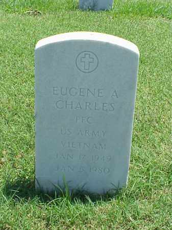 CHARLES (VETERAN VIET), EUGENE A - Pulaski County, Arkansas | EUGENE A CHARLES (VETERAN VIET) - Arkansas Gravestone Photos
