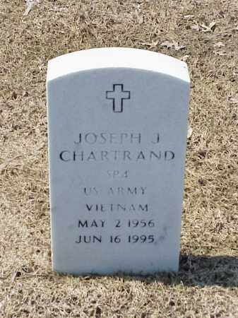 CHARTRAND (VETERAN VIET), JOSEPH J - Pulaski County, Arkansas | JOSEPH J CHARTRAND (VETERAN VIET) - Arkansas Gravestone Photos