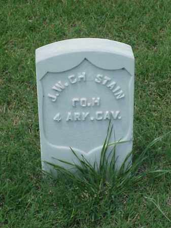 CHASTAIN (VETERAN UNION), J W - Pulaski County, Arkansas | J W CHASTAIN (VETERAN UNION) - Arkansas Gravestone Photos