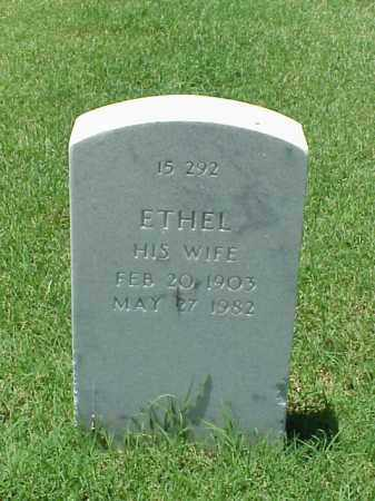 CHASTEEN, ETHEL - Pulaski County, Arkansas | ETHEL CHASTEEN - Arkansas Gravestone Photos
