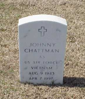 CHATTMAN (VETERAN VIET), JOHNNY - Pulaski County, Arkansas | JOHNNY CHATTMAN (VETERAN VIET) - Arkansas Gravestone Photos
