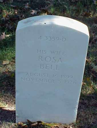 CHEJDIK, ROSA BELL - Pulaski County, Arkansas | ROSA BELL CHEJDIK - Arkansas Gravestone Photos