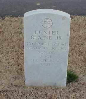 CHILDS, JR., HUNTER BLAINE - Pulaski County, Arkansas | HUNTER BLAINE CHILDS, JR. - Arkansas Gravestone Photos