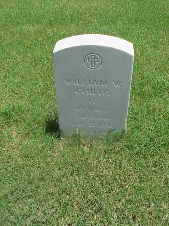 CHILDS (VETERAN VIET), WILLIAM W - Pulaski County, Arkansas | WILLIAM W CHILDS (VETERAN VIET) - Arkansas Gravestone Photos