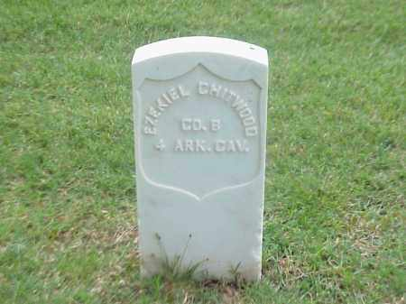CHITWOOD (VETERAN UNION), EZEKIEL - Pulaski County, Arkansas | EZEKIEL CHITWOOD (VETERAN UNION) - Arkansas Gravestone Photos