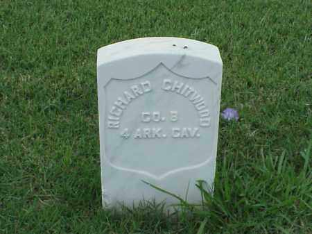 CHITWOOD (VETERAN UNION), RICHARD - Pulaski County, Arkansas | RICHARD CHITWOOD (VETERAN UNION) - Arkansas Gravestone Photos