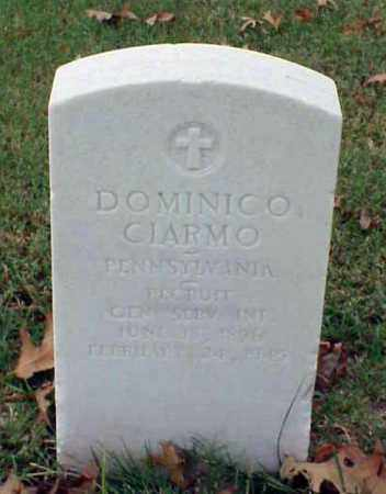 CIARMO (VETERAN WWI), DOMINICO - Pulaski County, Arkansas | DOMINICO CIARMO (VETERAN WWI) - Arkansas Gravestone Photos
