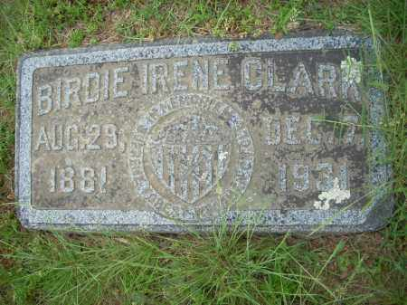 JAMES CLARK, BIRDIE - Pulaski County, Arkansas | BIRDIE JAMES CLARK - Arkansas Gravestone Photos