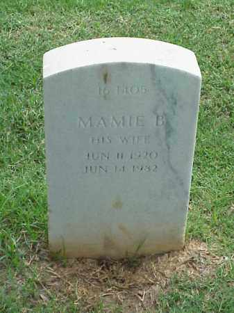CLARK, MAMIE B - Pulaski County, Arkansas | MAMIE B CLARK - Arkansas Gravestone Photos