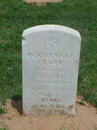 CLARK (VETERAN 3 WARS), ROOSEVELT - Pulaski County, Arkansas | ROOSEVELT CLARK (VETERAN 3 WARS) - Arkansas Gravestone Photos