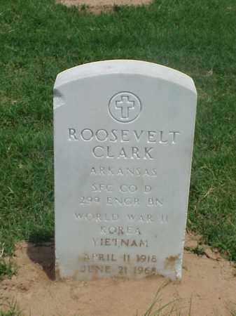 CLARK (VETERAN 3 WARS), ROOSEVELT - Pulaski County, Arkansas | ROOSEVELT CLARK (VETERAN 3 WARS) - Arkansas Gravestone Photos