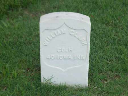 CLARK (VETERAN UNION), WILLIAM - Pulaski County, Arkansas | WILLIAM CLARK (VETERAN UNION) - Arkansas Gravestone Photos