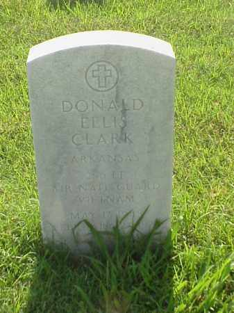 CLARK (VETERAN VIET), DONALD ELLIS - Pulaski County, Arkansas | DONALD ELLIS CLARK (VETERAN VIET) - Arkansas Gravestone Photos