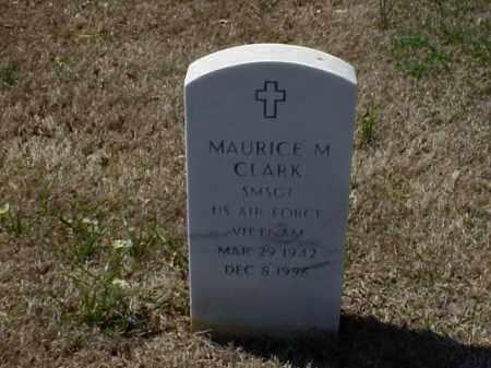 CLARK (VETERAN VIET), MAURICE M - Pulaski County, Arkansas | MAURICE M CLARK (VETERAN VIET) - Arkansas Gravestone Photos