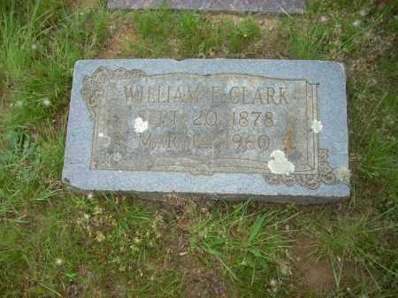 CLARK, WILLIAM - Pulaski County, Arkansas | WILLIAM CLARK - Arkansas Gravestone Photos