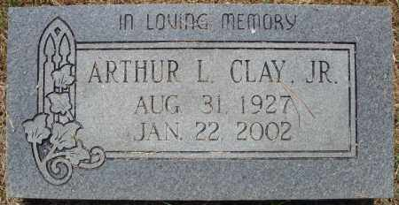 CLAY, JR., ARTHUR L. - Pulaski County, Arkansas | ARTHUR L. CLAY, JR. - Arkansas Gravestone Photos