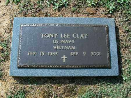 CLAY, SR (VETERAN VIET), TONY LEE - Pulaski County, Arkansas | TONY LEE CLAY, SR (VETERAN VIET) - Arkansas Gravestone Photos