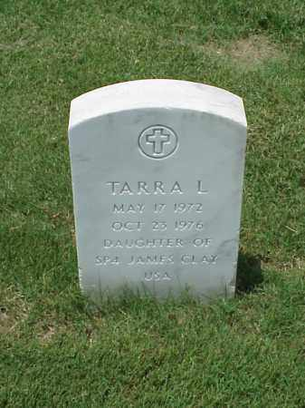 CLAY, TARRA L - Pulaski County, Arkansas | TARRA L CLAY - Arkansas Gravestone Photos
