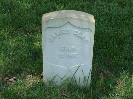 CLAY (VETERAN UNION), JAMES - Pulaski County, Arkansas | JAMES CLAY (VETERAN UNION) - Arkansas Gravestone Photos
