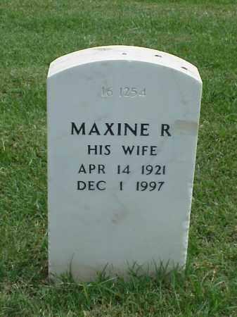 CLEMENT, MAXINE R - Pulaski County, Arkansas | MAXINE R CLEMENT - Arkansas Gravestone Photos