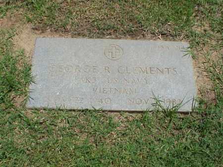 CLEMENTS (VETERAN VIET), GEORGE R - Pulaski County, Arkansas | GEORGE R CLEMENTS (VETERAN VIET) - Arkansas Gravestone Photos