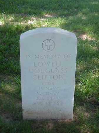 CLIFTON (VETERAN VIET), LOWELL DOUGLASS - Pulaski County, Arkansas | LOWELL DOUGLASS CLIFTON (VETERAN VIET) - Arkansas Gravestone Photos