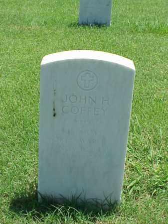 COFFEY (VETERAN 2 WARS), JOHN H - Pulaski County, Arkansas | JOHN H COFFEY (VETERAN 2 WARS) - Arkansas Gravestone Photos
