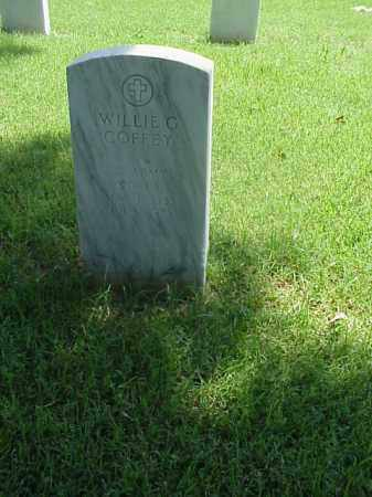 COFFEY (VETERAN KOR), WILLIE - Pulaski County, Arkansas | WILLIE COFFEY (VETERAN KOR) - Arkansas Gravestone Photos