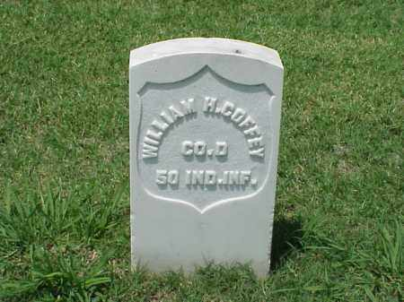 COFFEY (VETERAN UNION), WILLIAM H - Pulaski County, Arkansas | WILLIAM H COFFEY (VETERAN UNION) - Arkansas Gravestone Photos